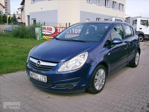 sprzedany opel corsa d 1 3cdti 90km kli u ywany 2007 km. Black Bedroom Furniture Sets. Home Design Ideas