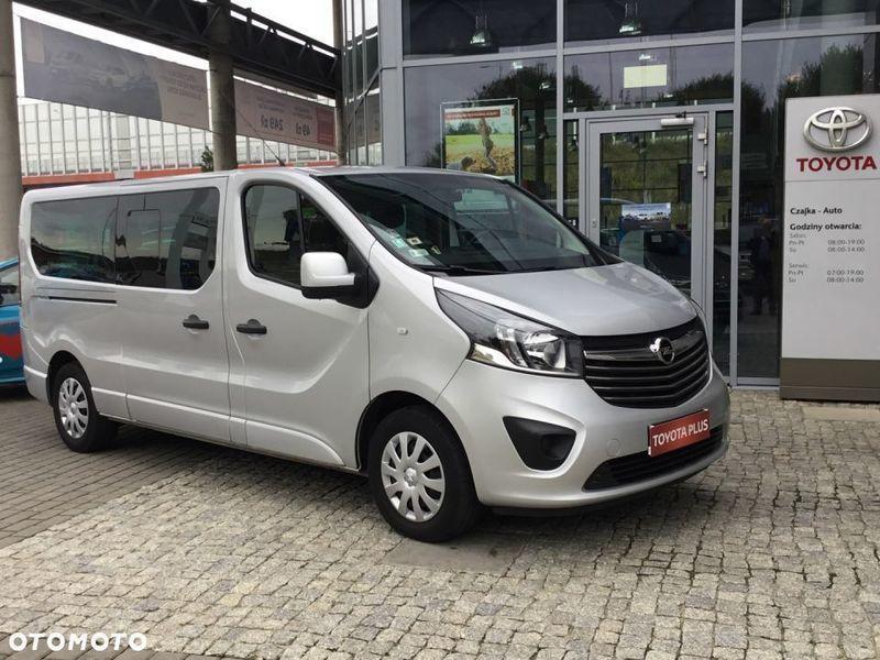 Unikalne Sprzedany Opel Vivaro II Long H1 Editio., używany 2015, km 49 759 IH19