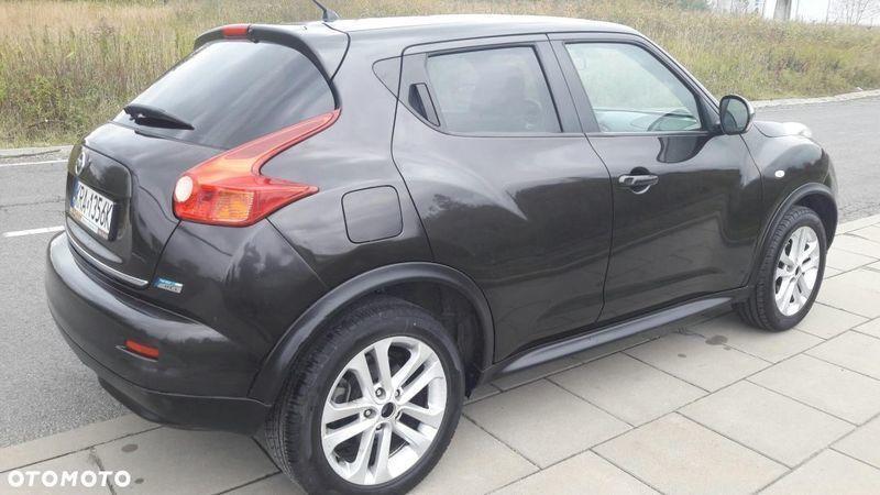 Sprzedany nissan juke u ywany 2011 km 81 000 w skawina for Nissan juke tempomat