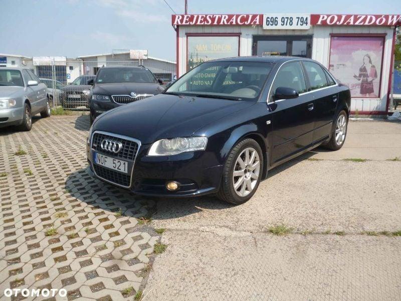Audi A4 31 Benzin 256 Km 2007 Jawor Jaworski Autouncle