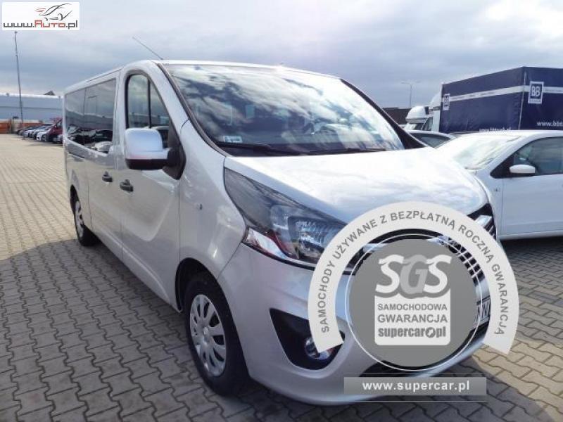 Niewiarygodnie 🚘 Używane Opel Vivaro • Najlepsze ceny dla Opel Vivaro • AutoUncle AW44