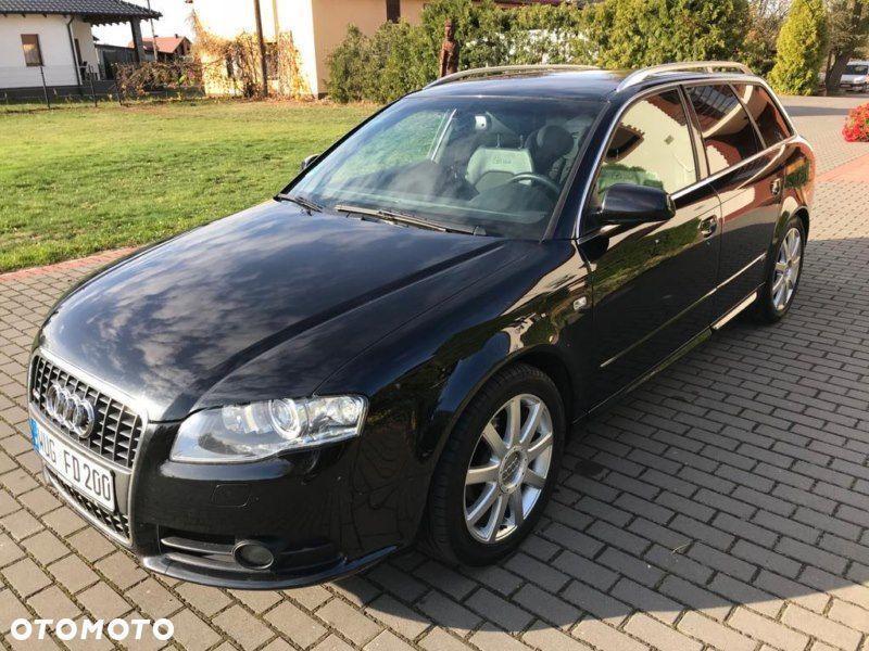 Sprzedany Audi A4 B7 Używany 2007 Km 178 000 W Godziesze Małe K
