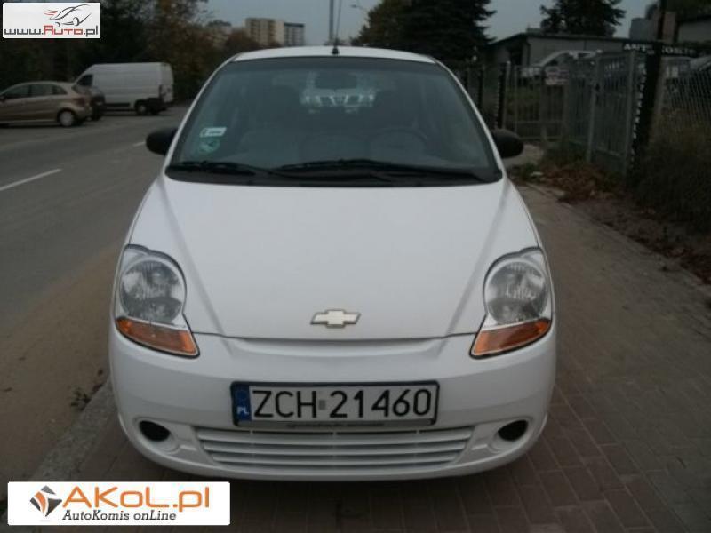Fantastyczny Sprzedany Chevrolet Matiz Spark 0.9*Now., używany 2009, km 145 000 TF73