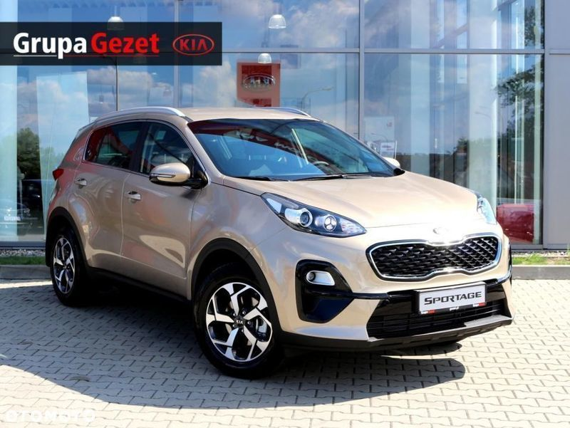 kia sportage 1 6 benzin 177 km 2018 zielona g ra. Black Bedroom Furniture Sets. Home Design Ideas