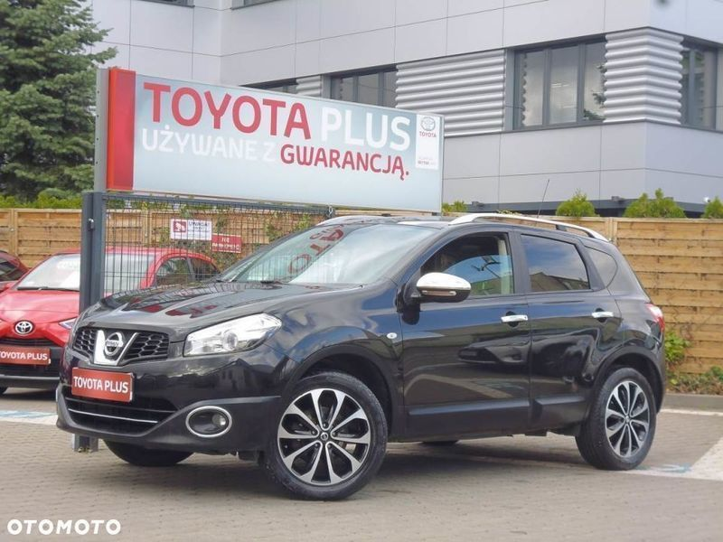 nissan qashqai 1 6 benzin 116 km 2010 w oc awek. Black Bedroom Furniture Sets. Home Design Ideas