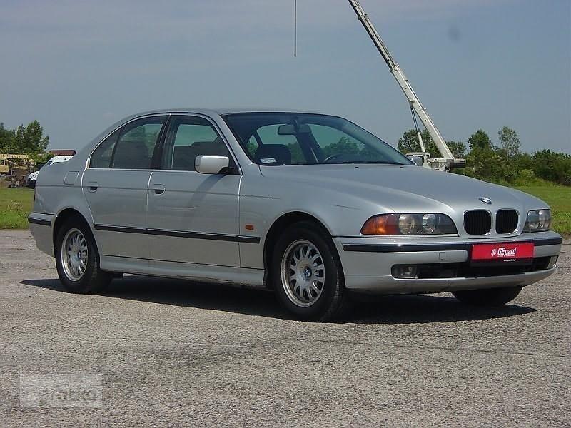 Wszystkie nowe Sprzedany BMW 525 SERIA 5 IV (E39)2.5 T., używany 1999, km 206 000 HO22