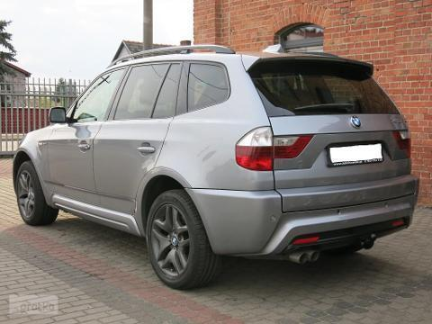sprzedany bmw x3 i e83 3 0 d 210ps m u ywany 2008 km 232 000 w nowy tomy l wiel. Black Bedroom Furniture Sets. Home Design Ideas