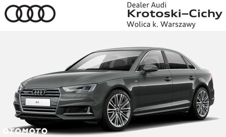 Sprzedany Audi A4 B9 Używany 2018 Km 5 W Wolica Pruszkowski