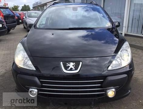 sprzedany peugeot 307 1 6 hdi 90 kombi u ywany 2009 km 287 000 w k ge zagranica. Black Bedroom Furniture Sets. Home Design Ideas