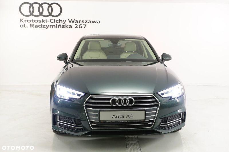Audi A4 20 Diesel 190 Km 2018 Warszawa Autouncle