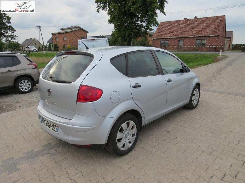 seat altea i 1 9 tdi 105 km k u ywany 2006 km 212 000 w suchorzew. Black Bedroom Furniture Sets. Home Design Ideas