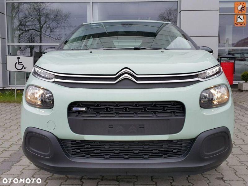 Sprzedany Citroën C3 12 12 Puretech 8 Używany 2017 Km 5 W