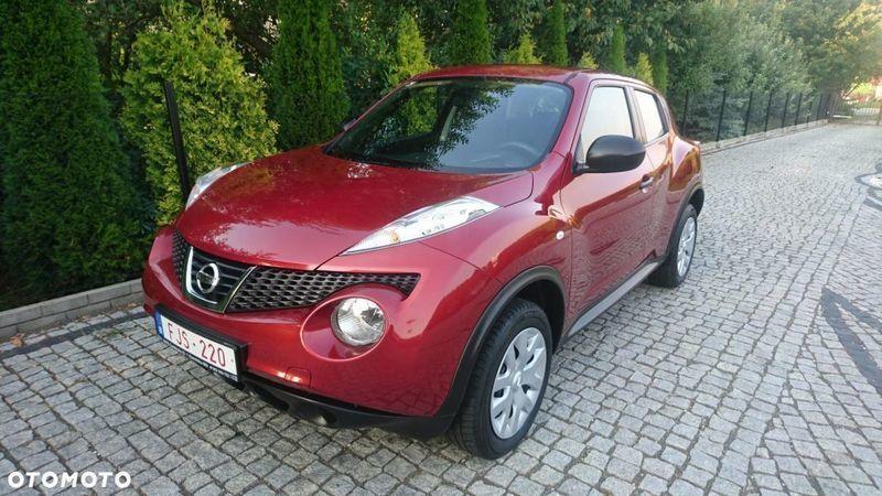 Sprzedany nissan juke u ywany 2013 km 120 000 w stara for Nissan juke tempomat