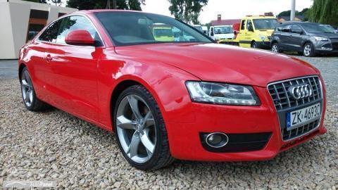 Sprzedany Audi A5 I 8t S Line 30 Tdi Używany 2008 Km 256 000 W