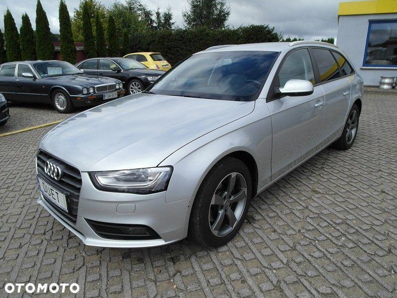 Sprzedany Audi A4 Iv B8 20 Diesel 17 Używany 2012 Km 255 200 W
