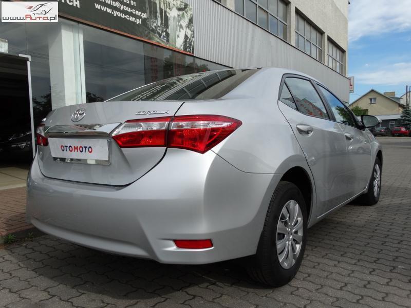 Toyota salon uzywane