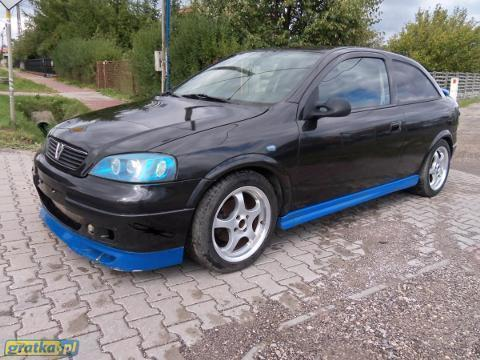 sprzedany opel astra g tuning z niemiec u ywany 2000 km. Black Bedroom Furniture Sets. Home Design Ideas