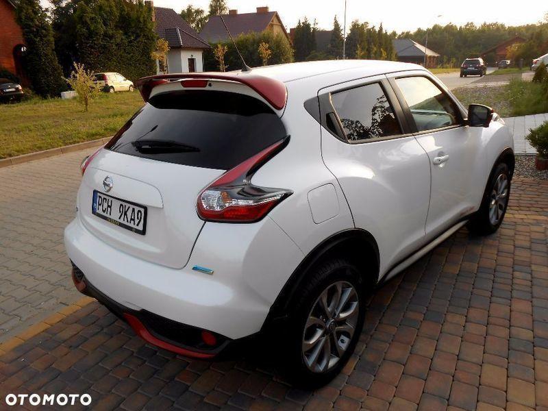 Sprzedany nissan juke u ywany 2015 km 28 000 w margonin for Nissan juke tempomat