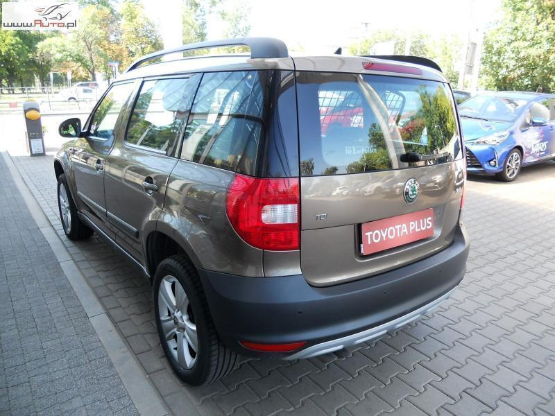 sprzedany skoda yeti 2 0 2 0 tdi 110 km u ywany 2010 km. Black Bedroom Furniture Sets. Home Design Ideas