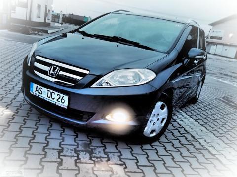 Nietypowy Okaz Sprzedany Honda FR-V 6-Osobowy VAN*Bezw., używany 2005, km 183 000 XM96