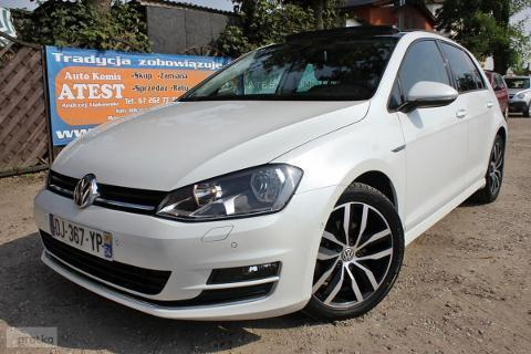 sprzedany vw golf vii cup 2 0tdi bia a u ywany 2014 km 42 000 w w growiec wielk. Black Bedroom Furniture Sets. Home Design Ideas