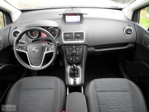 Sprzedany Opel Meriva B 1 4 16v 101km 8 Używany 2017 Km 15 000 W