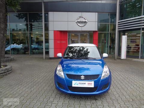 Sprzedany Suzuki Swift V Comfort Dealer Używany 2012 Km 48 000 W