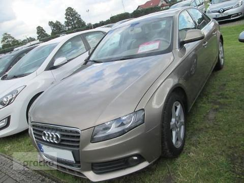 sprzedany audi a4 iv b8 2 0 tdi 136 u ywany 2009 km 258 000 w. Black Bedroom Furniture Sets. Home Design Ideas