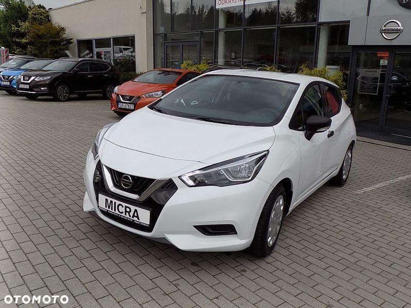 Sprzedany Nissan Micra K14  U U017cywany 2017  Km 10 W Bielsko