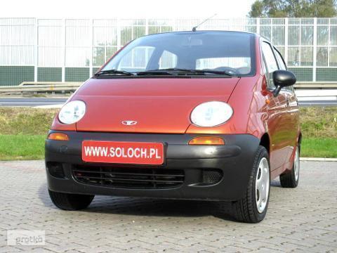 Sprzedany Chevrolet Matiz 800 Friend K Używany 1999 Km 112 000 W