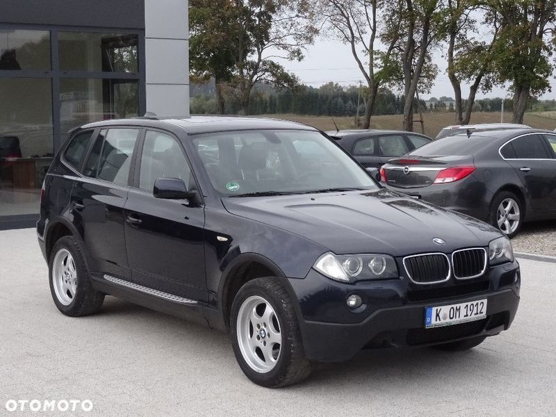 sprzedany bmw x3 e83 u ywany 2006 km 164 500 w. Black Bedroom Furniture Sets. Home Design Ideas