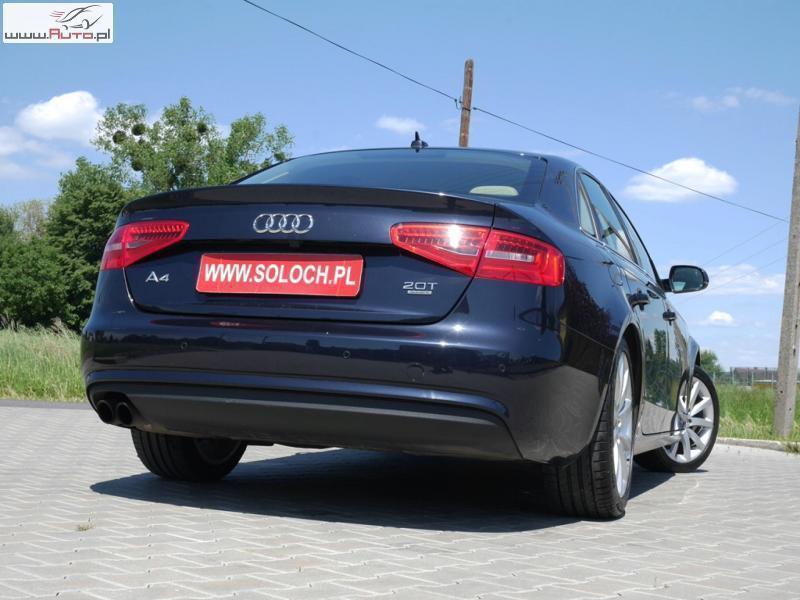 Opony Zimowe Do Audi A4 B8