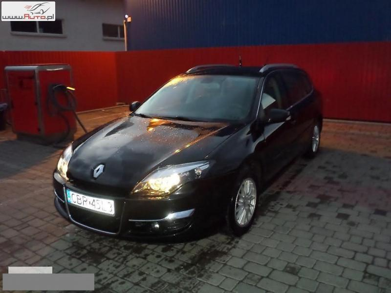 sprzedany renault laguna iii 2 0 dci u ywany 2011 km 118 000 w brodnica. Black Bedroom Furniture Sets. Home Design Ideas