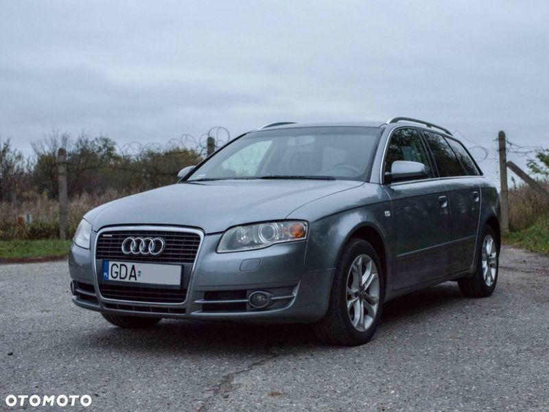 Oszczędź Zł 1 700 Audi A4 30 Diesel 204 Km 2005 Pruszcz