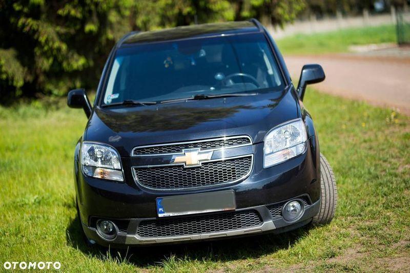Zupełnie nowe Sprzedany Chevrolet Orlando , używany 2011, km 70 000 w Ostrów KP93