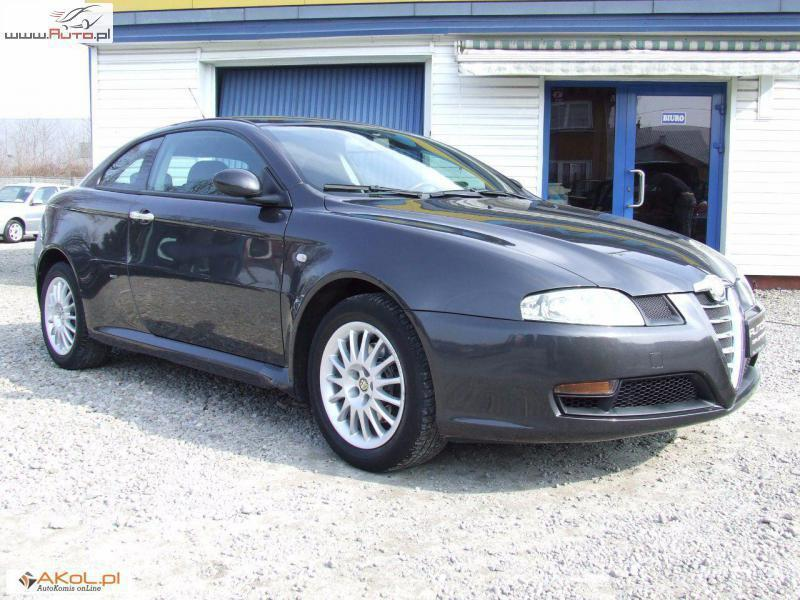 alfa romeo gt 1 9 jtd 150 km u ywany 2006 km 148 000 w mielec. Black Bedroom Furniture Sets. Home Design Ideas