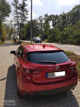 sprzedany mazda 3 iii salon pl 1wszy w używany 2014 km