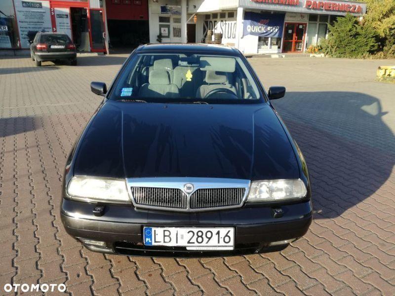Najnowsza zamówienie online kupować nowe Lancia Kappa 2.4 Benzyna+LPG (1999) w Mazowieckie • Cena ...