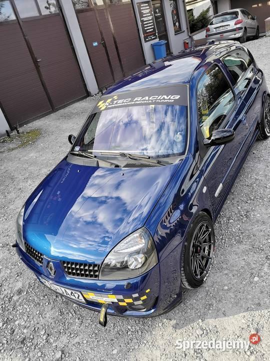 U U017cywany 2002 Renault Clio 2 0 Benzin  19 999 Z U0142