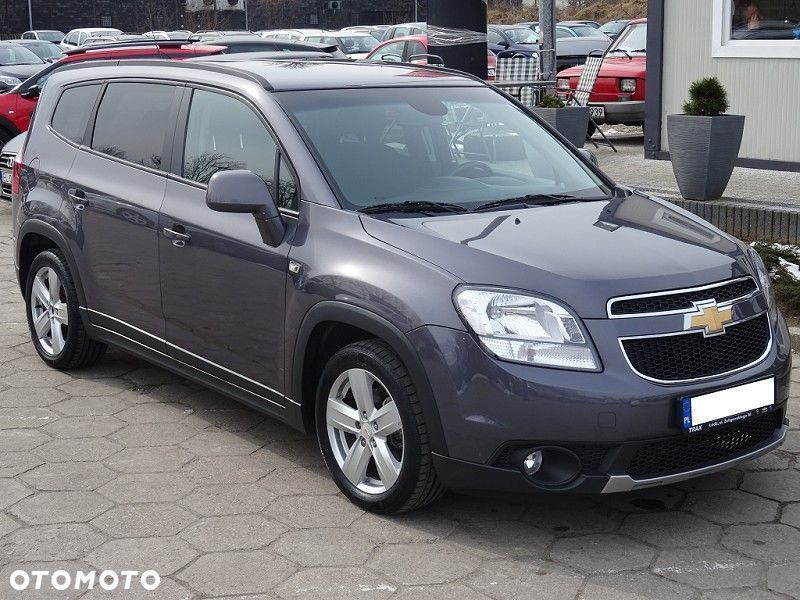 sprzedany chevrolet orlando u ywany 2013 km 16 245 w d. Black Bedroom Furniture Sets. Home Design Ideas