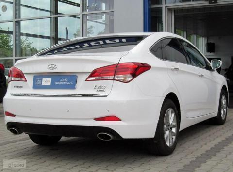 Sprzedany Hyundai I40 Salon Pl Serwisow Używany 2015 Km