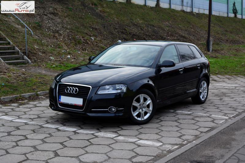 Używane Samochody Audi A3 Sportback 70 Ofert Autouncle