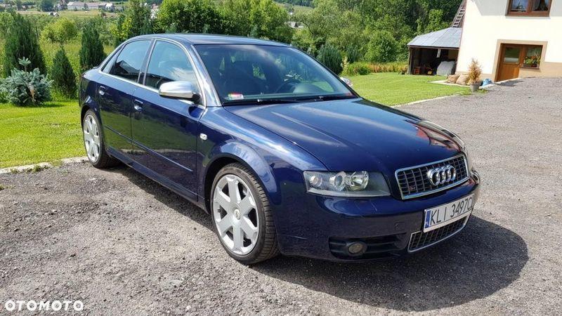 Sprzedany Audi S4 B6 Używany 2003 Km 211 025 W Raba Niżna Liman