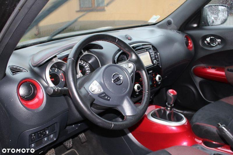 Sprzedany nissan juke u ywany 2016 km 13 000 w margonin for Nissan juke tempomat
