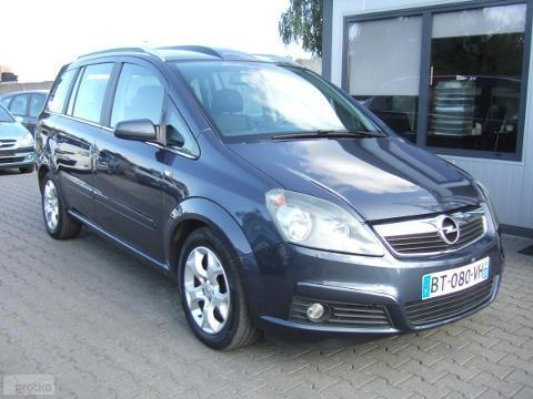 sprzedany opel zafira b panorama dach u ywany 2006 km. Black Bedroom Furniture Sets. Home Design Ideas