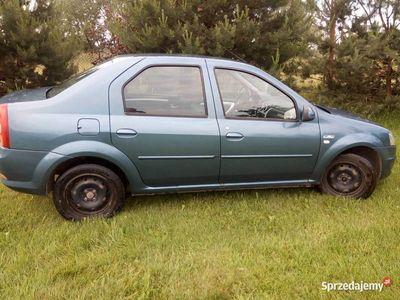 używany Dacia Logan klima, serwis, warto