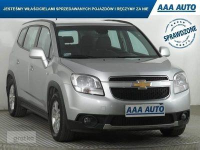 używany Chevrolet Orlando  Salon Polska, 7 miejsc, VAT 23%, Navi, Klimatronic,