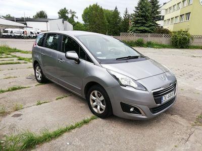 używany Peugeot 5008 1.6 Hdi 2014r., Koszalin