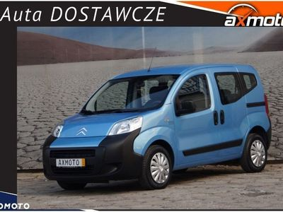 używany Citroën Nemo