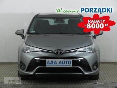 używany Toyota Avensis III Salon Polska, 1. Właściciel, Serwis ASO, VAT 23%, Klima,